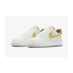 Giày Nike Japan Gold & White Air Force 1'07 LV8 Worldwide Màu Trắng Size 41