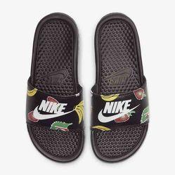 Dép Nike Benassi Fruit Màu Đen