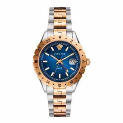 Đồng Hồ Nam Versace Hellenyium GMT Blue Dial Men's Watch V11060017 42mm