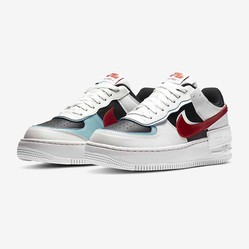 Giày Thể Thao Nike Air Force 1 Shadow White Navy Red DA4291100