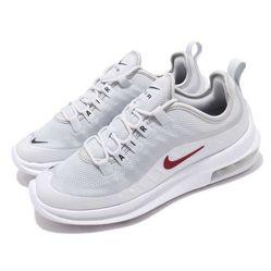 Giày Thể Thao Nike Air Max Axis Grey Red Màu Xám