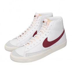 Giày Thể Thao Nike Blazer Mid BQ6806102 Màu Trắng Đỏ