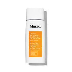 Kem Chống Nắng Khoáng Chất 5 Tác Động Murad City Skin Age Defense Broad Spectrum SPF 50 PA++++ 50ml