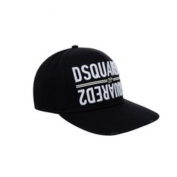 Mũ Dsquared2 Black 25th Anniversary Baseball Cap Màu Đen