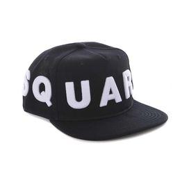 Mũ Dsquared2 D2 Snapback Cap Baseball Cap Màu Đen