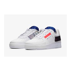 Giày Thể Thao Nike Air Force 1 Low Type White Màu Trắng