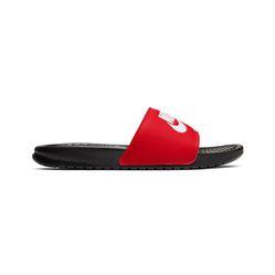 Dép Nike Benassi JDI Black/White/University Red Size 40