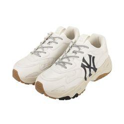 Giày MLB Big Ball Chunky LITE New York Yankees 32SHC3111-50W Màu Trắng