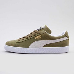 Giày Puma Suede Classic Olive 365347-14 Màu Xanh Olive