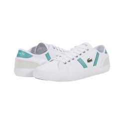 Giày Thể Thao Lacoste Sideline 120 Màu Trắng Size 39.5