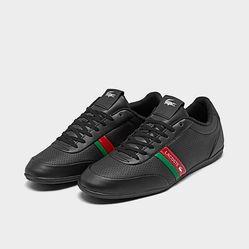 Giày Thể Thao Lacoste Storda 120 Màu Đen Size 39.5