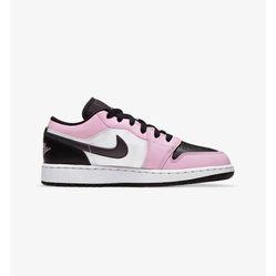 Giày Thể Thao Nike Air Jordan 1 Low Light Arctic Pink Màu Hồng