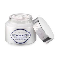 Kem Dưỡng Hỗ Trợ Làm Trắng Da L'Occitane Reine Blanche Whitening Cream 50ml