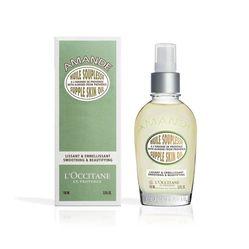 Tinh Dầu Hạnh Nhân Dưỡng Da Săn Chắc L'occitane Almond Supple Skin Oil 100ml