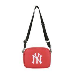 Túi Đeo Chéo MLB Logo New York Yankees 32BGP6011-50R Màu Đỏ