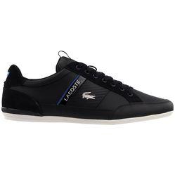 Giày Thể Thao Lacoste Chaymon 319 Màu Đen - Xanh Blue