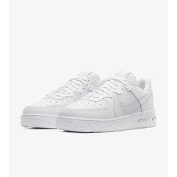 Giày Thể Thao Nike Airforce 1 Low White React Màu Trắng