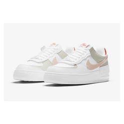 Giày Thể Thao Nike Airforce 1 Shadow Mango-Pearl Màu Trắng Size 38