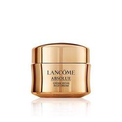 Kem Dưỡng Chuyên Sâu Hỗ Trợ Phục Hồi Da Lancôme Absolue Revitalizing Rich Cream 15ml