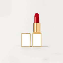 Son Tom Ford Tom Ford Beauty Lip&Boy 10 Isabelle Mini Màu Đỏ Cam