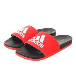 Dép Quai Ngang Adidas Adilette CG Logo F34722 Màu Đỏ