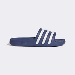 Dép Quai Ngang Adidas Adilette Aqua Slides Blue White FY8103 Màu Xanh Navy