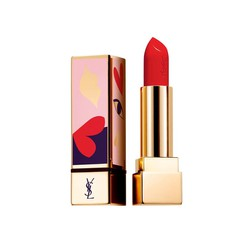 Son YSL Rouge Pur Couture I Love You So Pop 110 Red Is My Savior Limited Màu Đỏ Cam