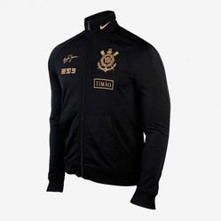 Áo Khoác Nike Corinthians Lute Jacket 'Black/Gold' AR4218-010 Size L