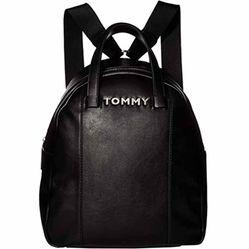 Balo Tommy Hilfiger Florence 1.5 Backpack Smooth PVC Màu Đen