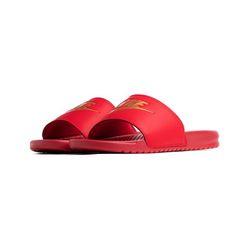 Dép Nike Benassi Red/Gold 343880-602