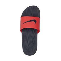 Dép Nike Kawa Red Black Màu Đỏ Đen Size 41