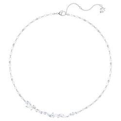 Dây Chuyền Swarovski Louison Necklace White Rhodium Plated