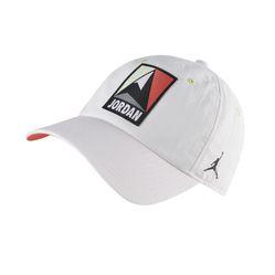 Mũ Nike Jordan Gorra Heritage 86 Winter Utility DA2086-100 Màu Trắng