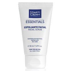 Tẩy Tế Bào Chết Da Mặt Martiderm Essentials Facial Scrub 50ml
