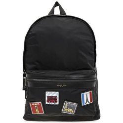 Balo Michael Kors Men's Kent Backpack Màu Đen