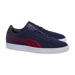 Giày Thể Thao Puma Suede Classic Badge (Navy)