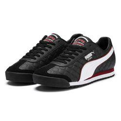Giày Thể Thao Puma Roma X Godfather Louis Màu Đen Size 40.5