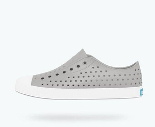 Giày Native Ad Jefferson (11100100) Pigeon Grey/Shell White - 10