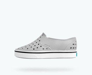 Giày Trẻ Em Native C Miles Child (13104600) Pigeon Grey/ Shell White - C8