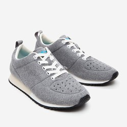 Giày Native Ad Cornell (21105200) Pigeon Grey/ Shell White/ Bone White/ Jiffy Rubber - 7W9
