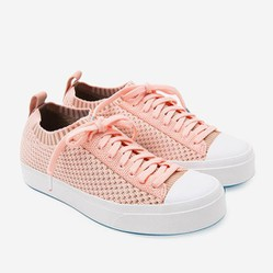 Giày Native Ad Jefferson 2.0 Liteknit (21100119) Chameleon Pink/ Shell White - 4W6