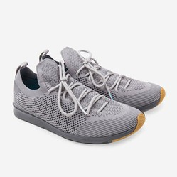 Giày Native Ad Ap Mercury Liteknit (21103919) Pigeon Grey/ Dublin Grey/ Giày Native Rubber - 8