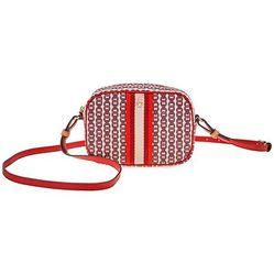 Túi Đeo Chéo Tory Burch Gemini Lnk Mini Bag- Red Màu Đỏ