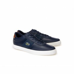 Giày Thể Thao Lacoste Court - Master 318 (Navy)
