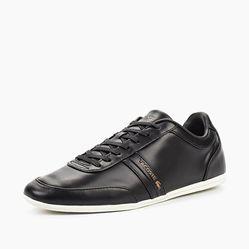 Giày Thể Thao Lacoste Storda 318 Màu Đen Size 39.5