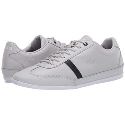 Giày Thể Thao Lacoste Misano 120 Màu Xám Size 39.5