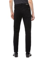 Quần Bò Calvin Klein Burlington Wash Black Size 29