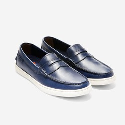 Giày Lười Cole Haan Nantucket Loafer II C27788-405 (Navy) Size 42.5