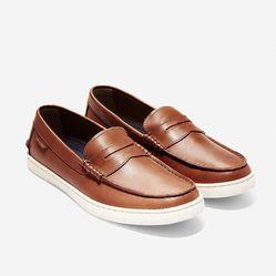 Giày Lười Cole Haan Nantuket Loafer II Màu Nâu Size 41