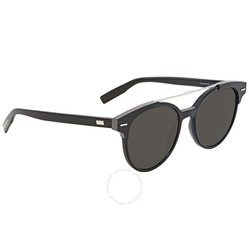 Kính Mát Dior Grey Round Sunglasses CD BLACKTIE220S T64 51